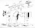 Staromiejska kamienica, Rys. Jan Knothe