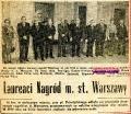 Laureaci Nagród m. st. Warszawy, 1975