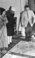 SJ objaśnia J. Nehru i I. Gandhi plany odbudowy Warszawy