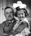 Andrzej Jankowski z córką Ewą