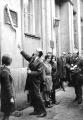 Odsłonięcie tablicy pamiątkowej, 1968
