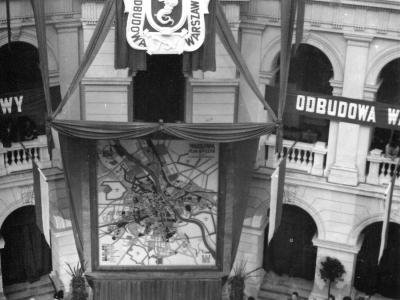 Sesja Naczelnej Rady Odbudowy Warszawy, 31 marca 1947