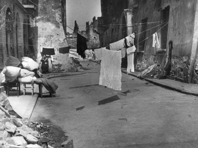 Stare Miasto, 1945