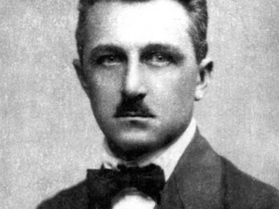 Czesław Jankowski ok.1900 -1910