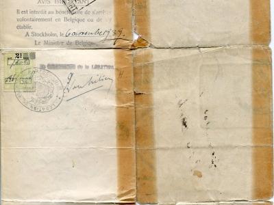 Zaświadczenie (paszport) SJ, str. 4