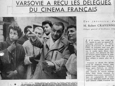 Relacja w prasie francuskiej