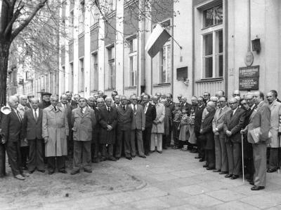 Spotkanie absolwentów, 1968