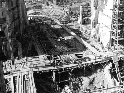 Budowa tunelu Trasy W-Z
