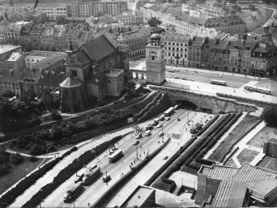 Trasa W-Z w 1970