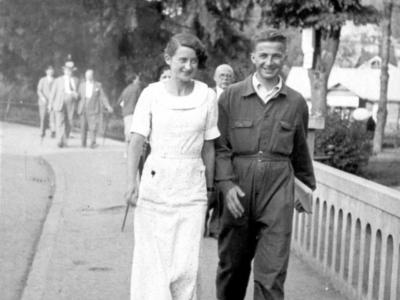 Zofia i Stanisław Jankowscy, Krynica