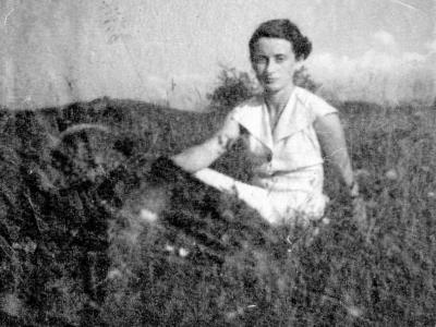 Zofia z Garlickich Jankowska, lata 1930 -te